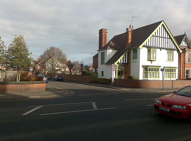 Douglas Road, Long Eaton