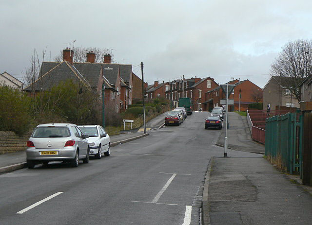 Blue Bell Hill Road