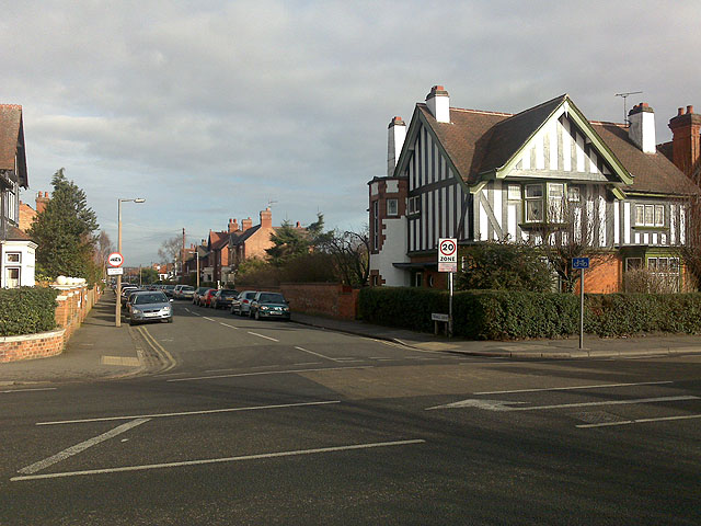 Trowell Grove, Long Eaton