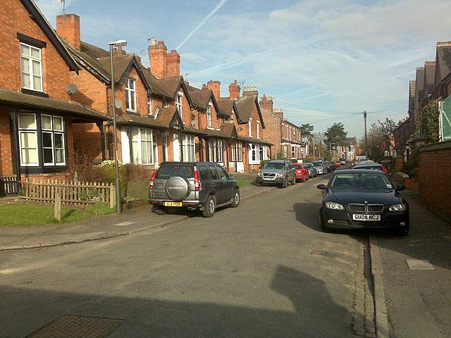 Elm Avenue, Long Eaton
