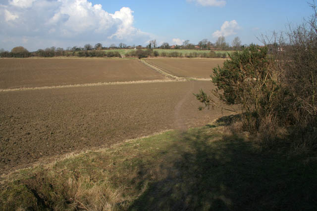 Public footpath to Cossall