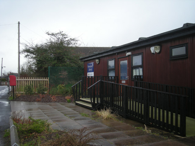 Another view of Pontesbury Library