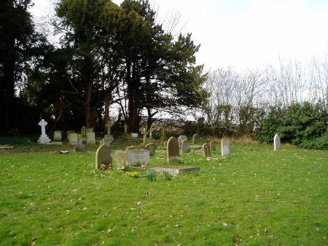 Graveyard at Houghton