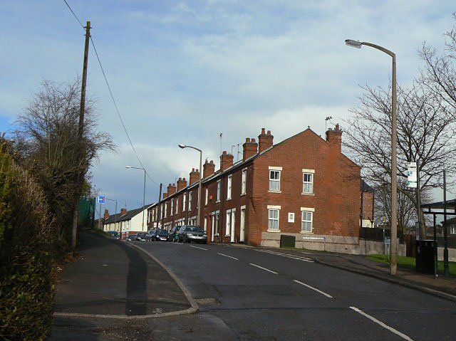 Hungerhill Road