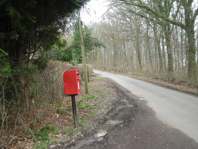 Postbox at Coppicegate