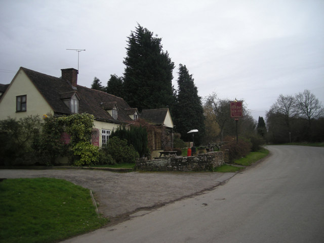 The Olde New Inn at Pound Green