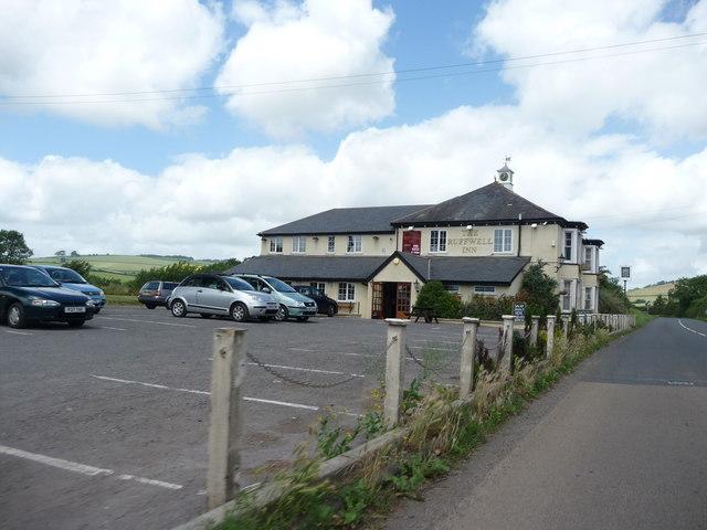 Thorverton : The Ruffwell Inn