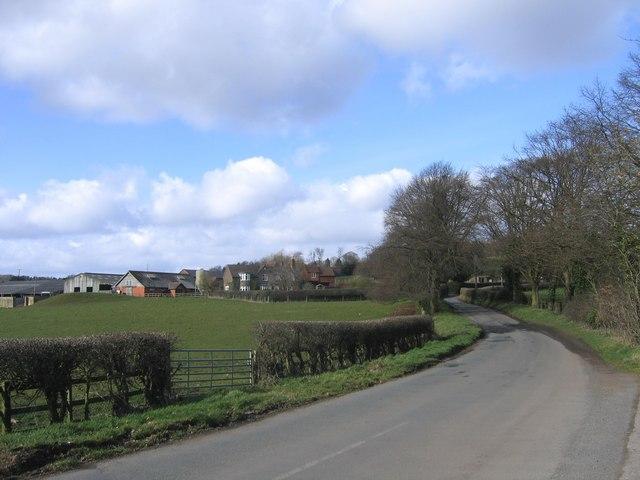Farm, Manor Lane, Chadwich Manor Lane Estate.