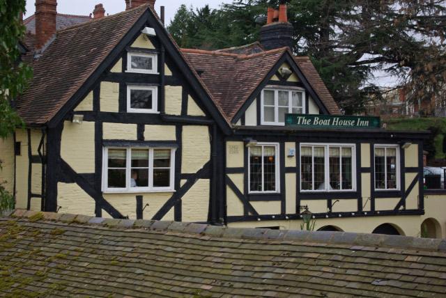 The Boat House Inn, Shrewsbury