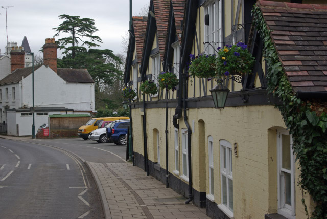 New Street, Shrewsbury
