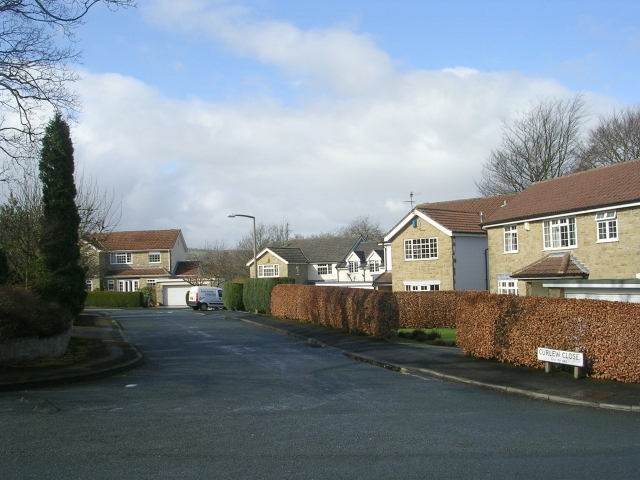 Curlew Close - Beverley Rise
