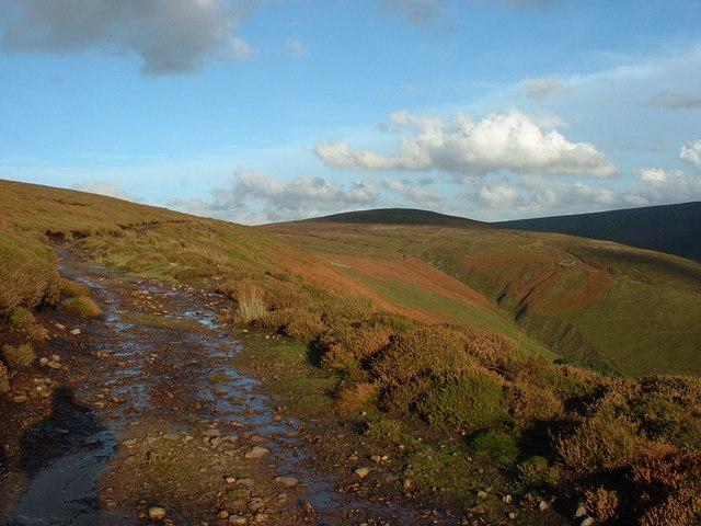 Track ,Hazelhurst Fell