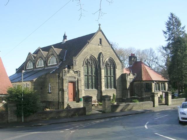 Ilkley Baptist Church - Kings Road