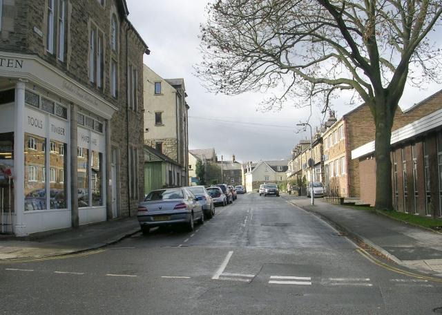 Regent Road - Cunliffe Road