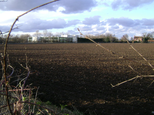 Warwick Technology Park from Gallows Hill