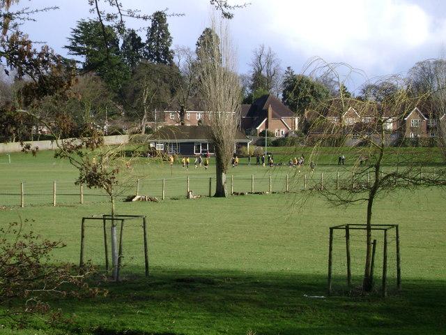 Sportsground, Myton