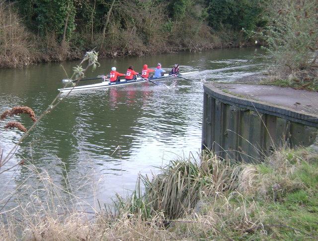 Riverside Walk, Warwick