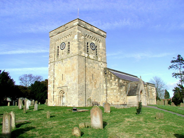 St Mary's Church, Etton