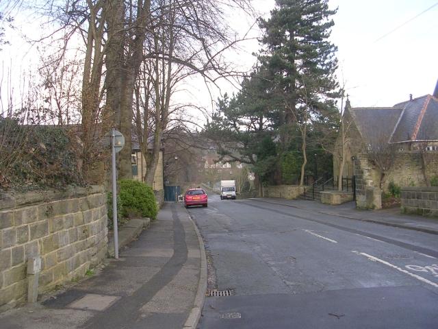 Stockeld Road - Skipton Road