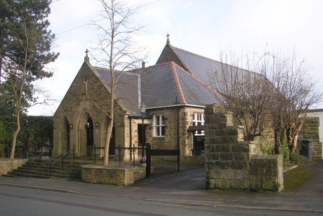 Sacred Heart Catholic Church - Stockeld Road