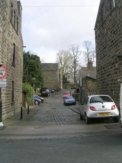 Castle Hill - Bridge Lane