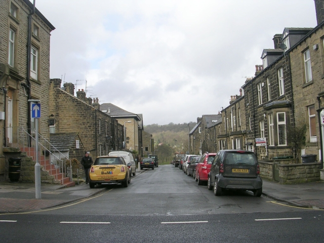 Weston Road - Leeds Road