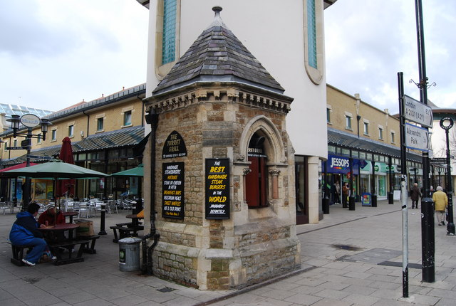 The Turret Grill, Priory Meadow Shopping Centre