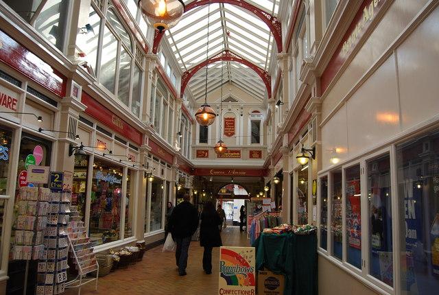 Queen's Avenue Shopping Arcade
