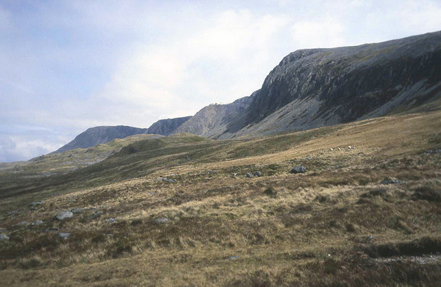 Hillside north of Cadair Idris