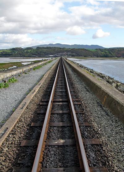 Railtrack to Minffordd