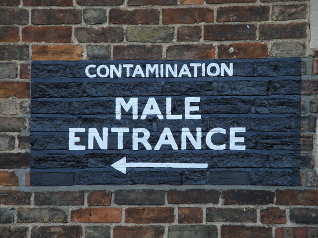 Male Entrance