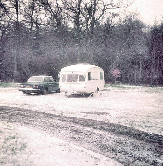 Nunnykirk Caravan Park