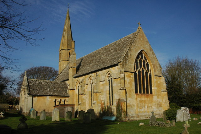 Sedgeberrow Church