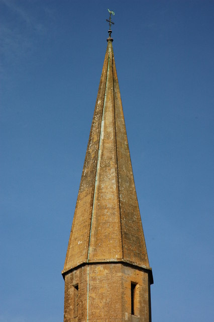 Spire of Sedgeberrow Church