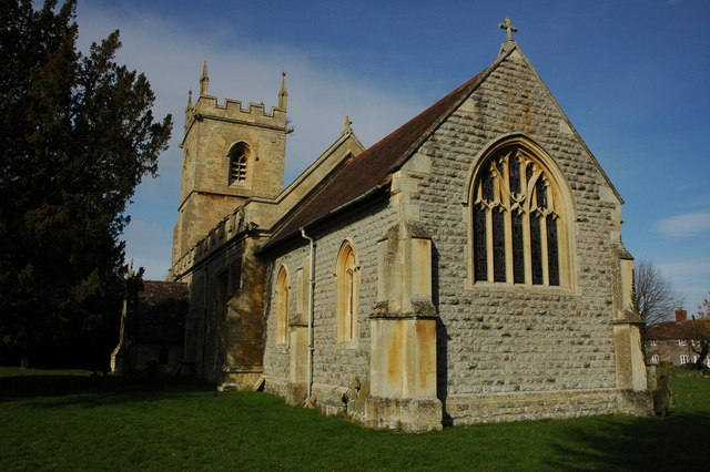 Hinton on the Green Church
