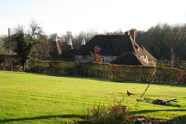 Oast House at Wardsbrook Farm, Wardsbrook Road, Ticehurst, East Sussex