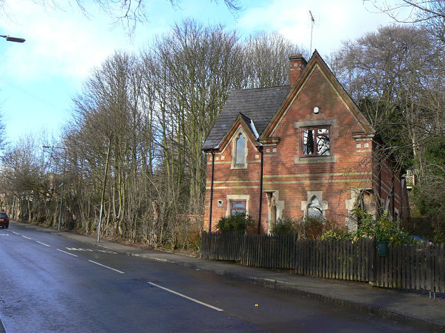 Coppice Hospital Lodge