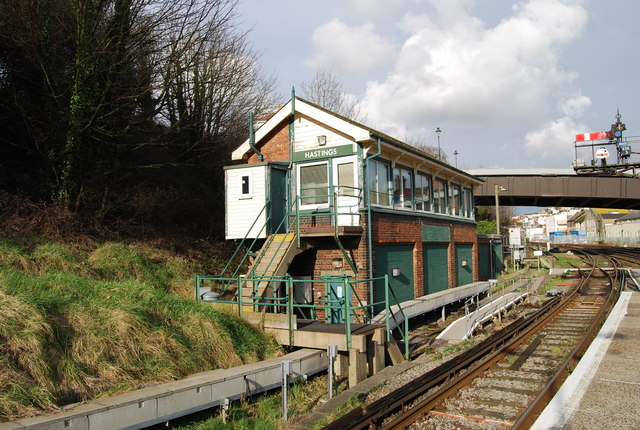 Hastings Signal Box