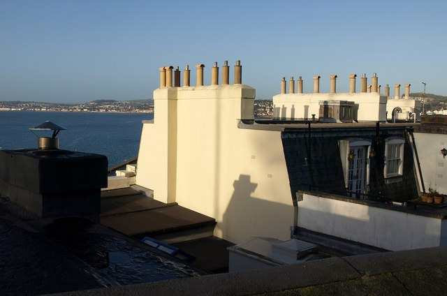 Chimneys, Beacon Hill, Torquay