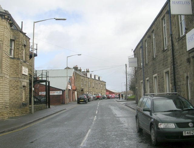 Little Lane - Leeds Road
