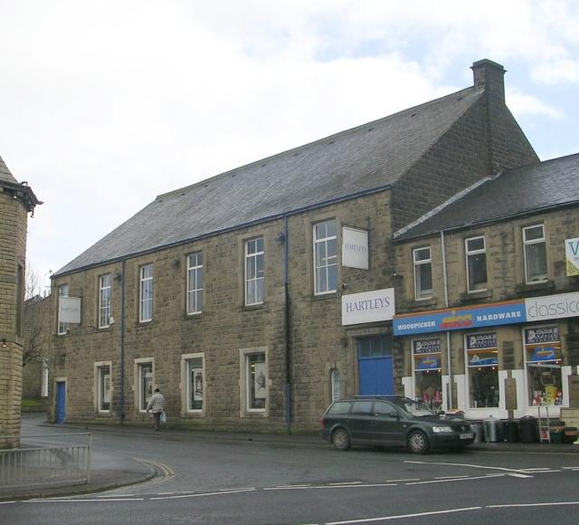 Former Victoria Hall - Little Lane