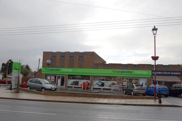 The Co-op Shop, Hullbridge
