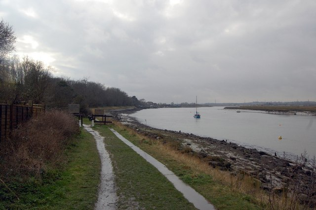 The River Crouch