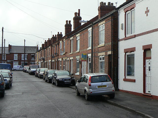 Staples Street, Mapperley