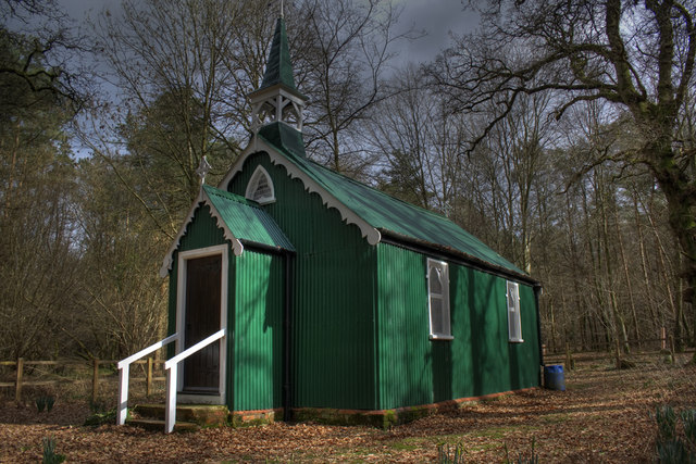 Upper Itchen Benefice Church In The Woods Bramdean