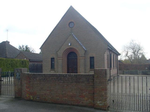 Zion Strict Baptist Chapel, Prestwood