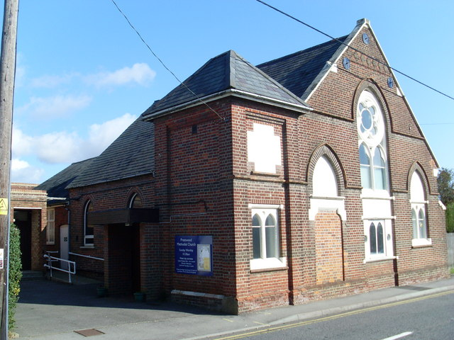 Prestwood Methodist Church (1)