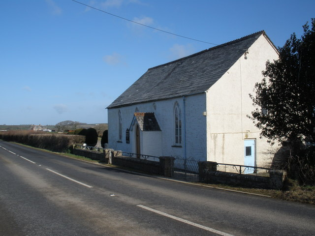 Bennacott Methodist Church