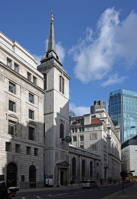 St Margaret, Lothbury, London EC2