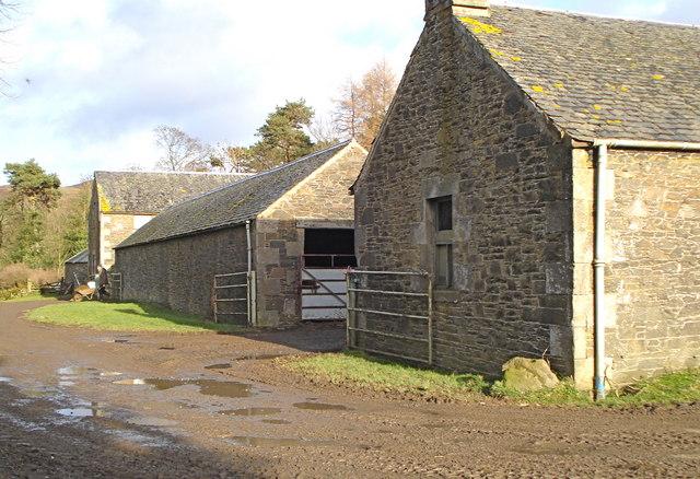 Farm Buildings at Mailingsland